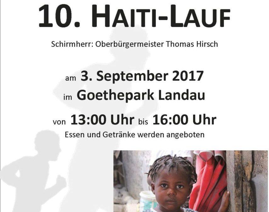 **10. Haiti-Lauf**