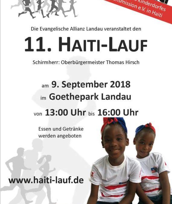 11. Haiti-Lauf